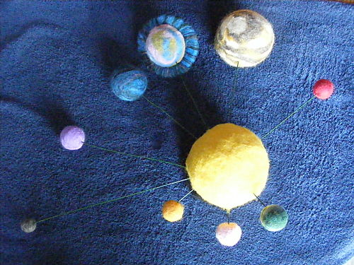 Planets Jupiter Styrofoam Model (page 3) - Pics about space
